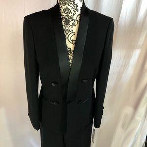 Black dress tuxedo